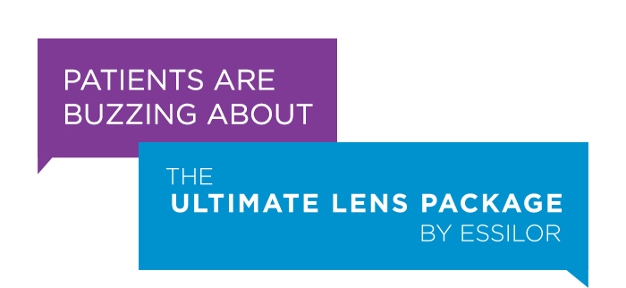 The Ultimate Lens Package by Essilor