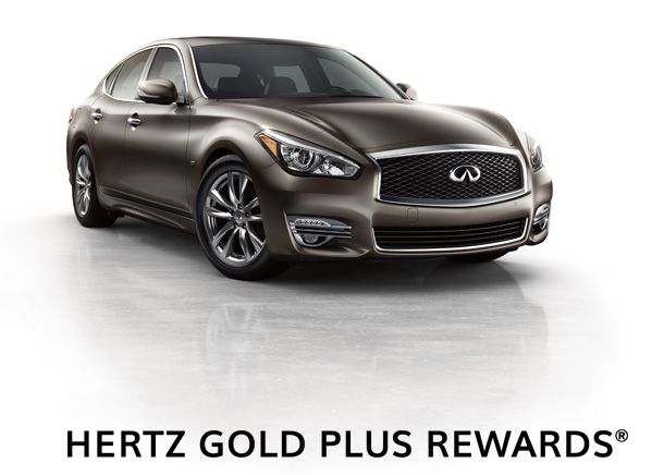 Hertz Gold Plus Rewards®